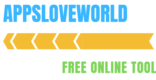Apps LoveWorld-Online Free Tool