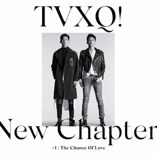 TVXQ! - New Chapter #1  The Chance of Love Albümü