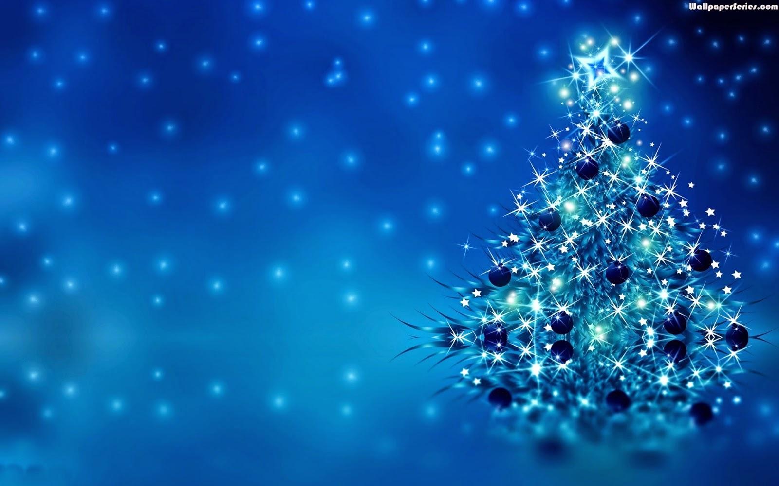 Digital Blasphemy 3d Wallpaper Free Blue Christmas Tree Wallpaper