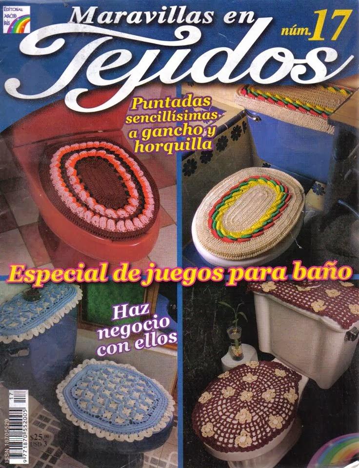 Revista De Crochet Para El Bano Gratis Revistas De Manualidades Gratis