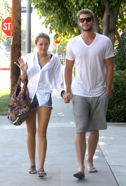 from Nicolas liam dating miley cyrus