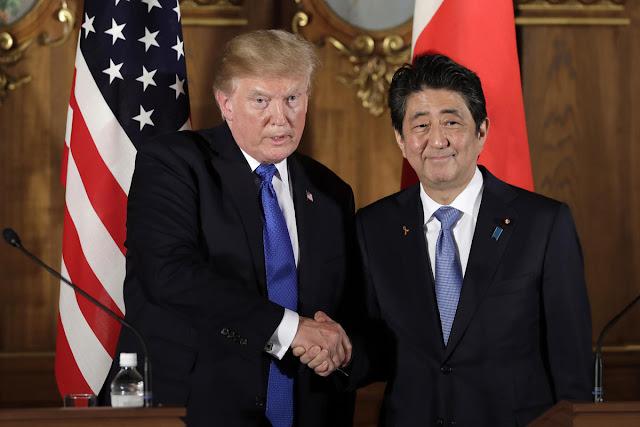 Trump - Abe