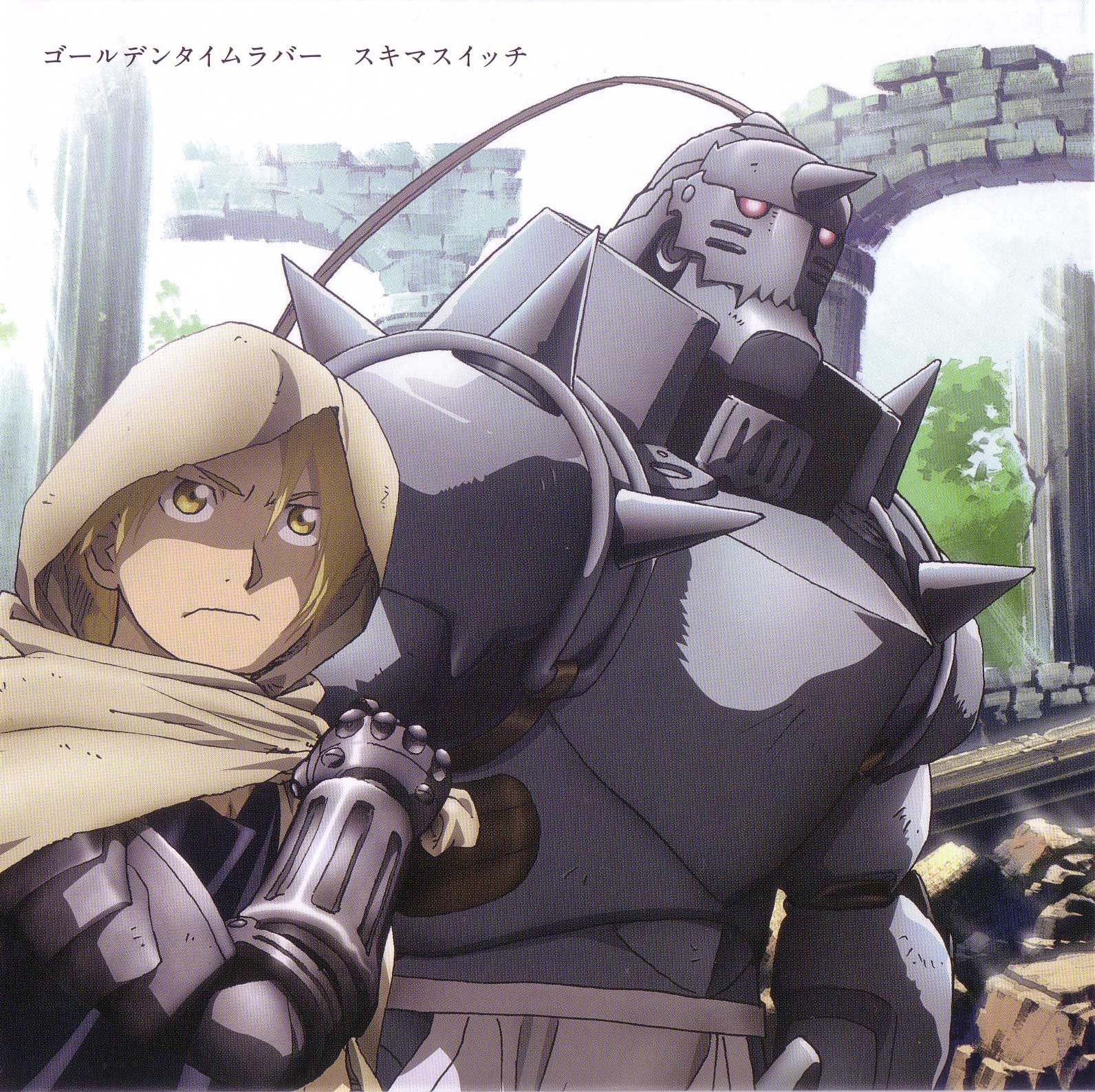 Fullmetal Alchemist: Brotherhood [OST] MUSIC COLLECTION [FLAC + MP3