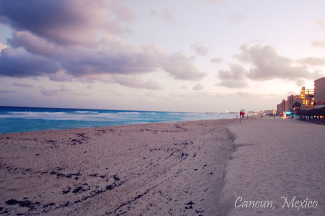 Travel on a Budget in Cancun Mexico