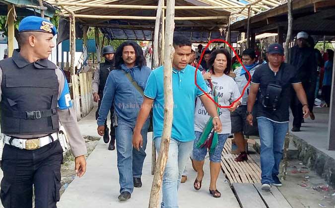 Diduga Tipu Warga Polres Mtb Tangkap Ketua Yab Maluku Post