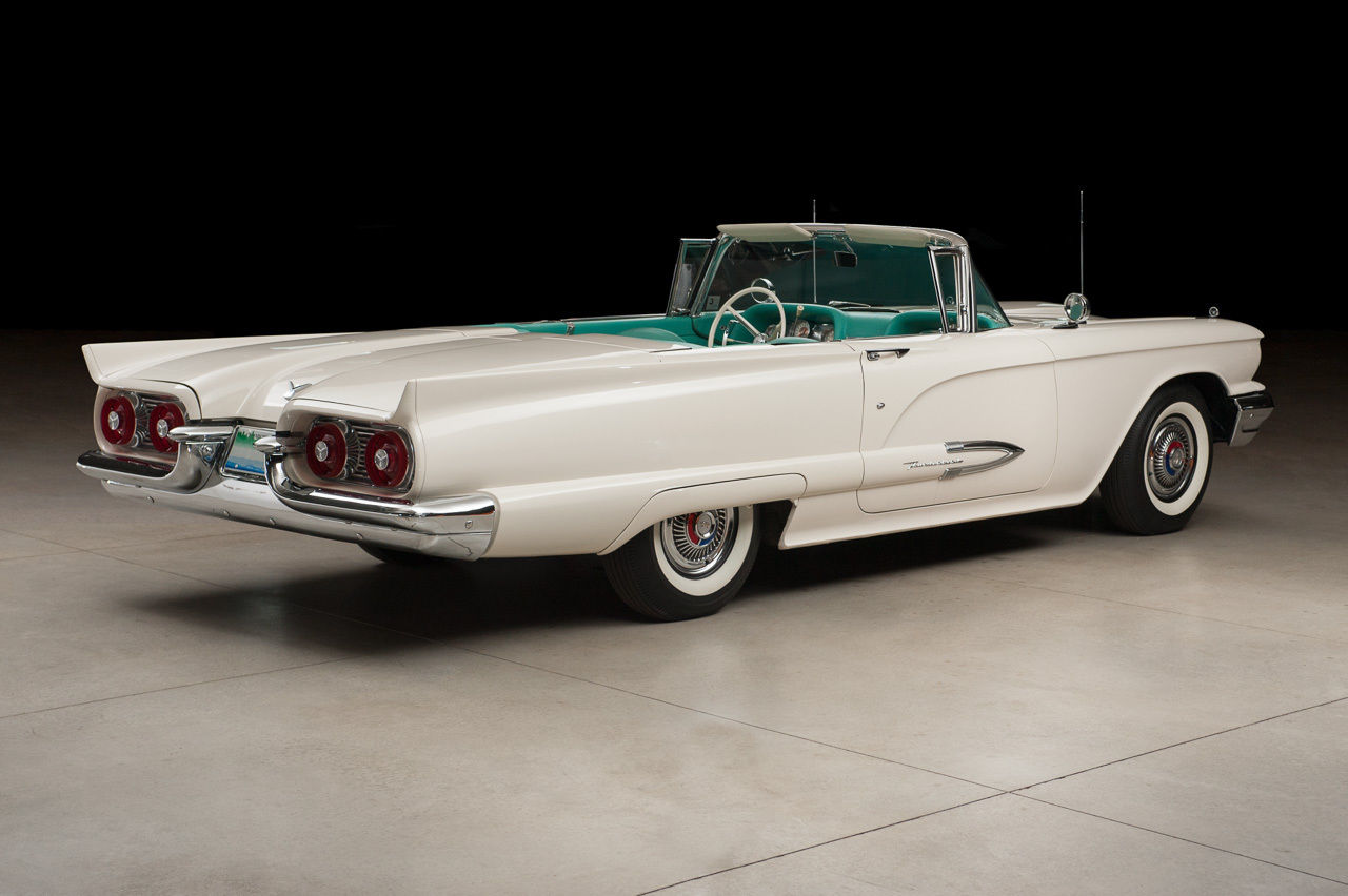 6 Door Ford Pickup >> All American Classic Cars: 1959 Ford Thunderbird 2-Door Convertible