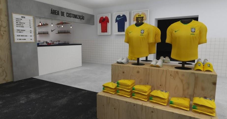 487fb41aff Nike terá estúdio de futebol em São Paulo durante a Copa ~ FutGestão