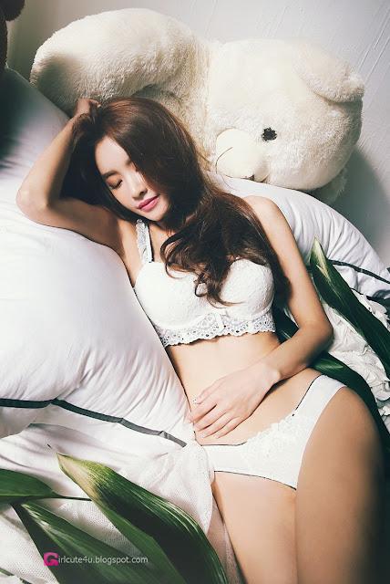 2 Eun Ji - very cute asian girl-girlcute4u.blogspot.com