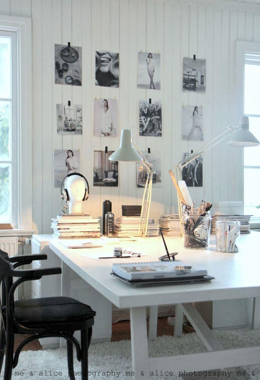 Decorar tu zona de trabajo en una casa de alquiler for Decorar casa alquiler
