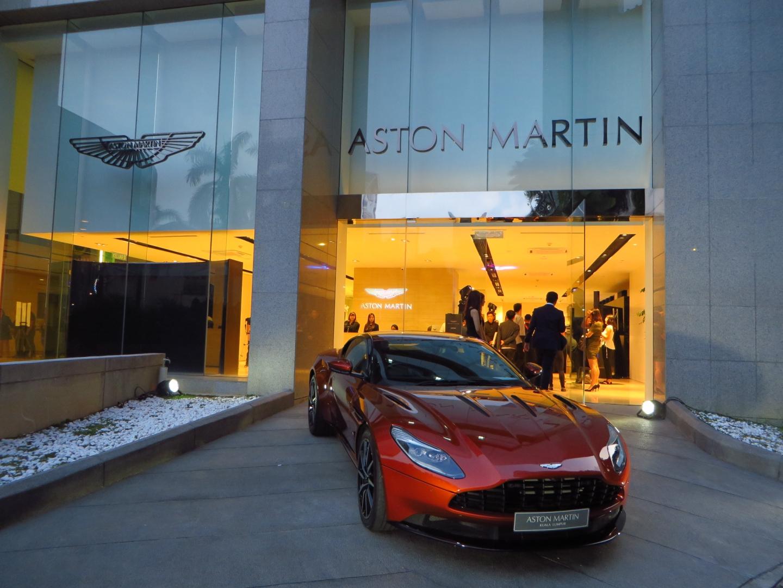 motoring-malaysia: aston martin kuala lumpur launches the aston