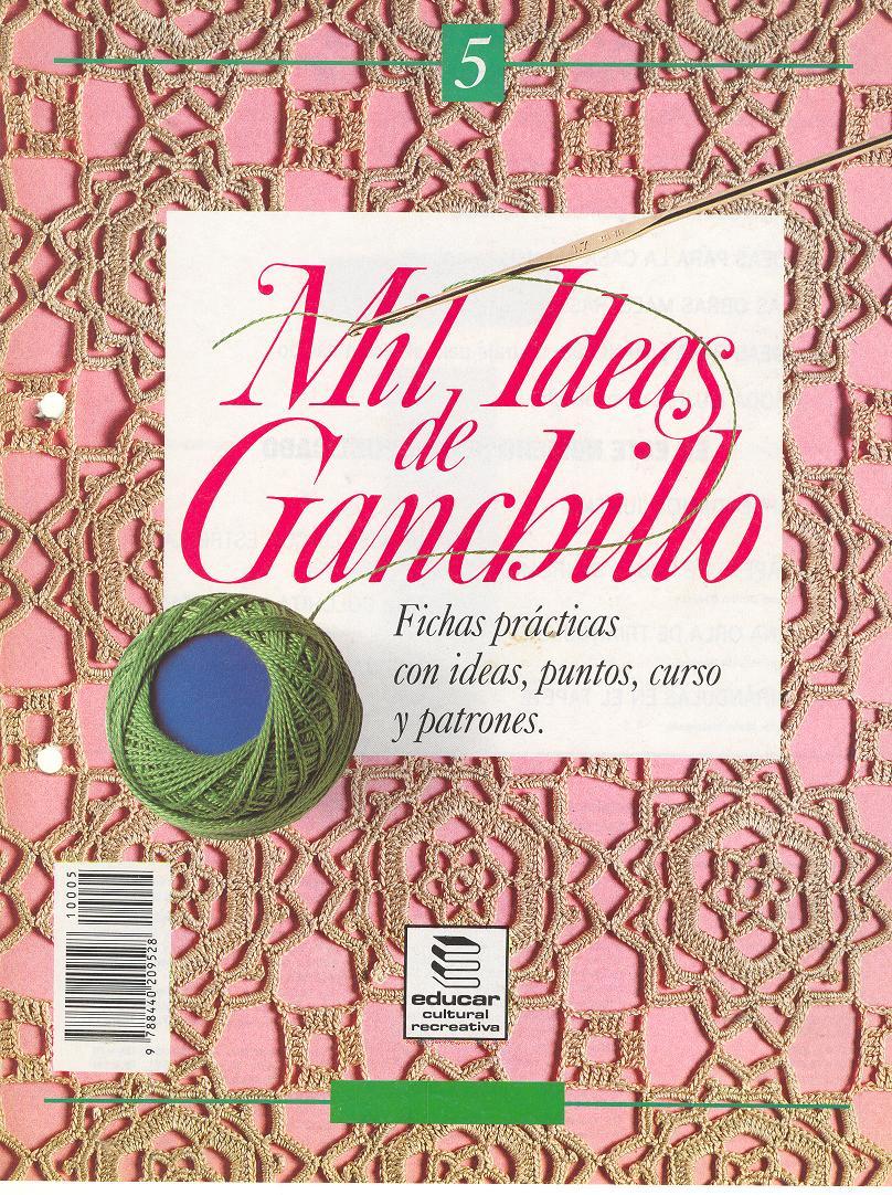 Revistas de Crochet Ideas de Ganchillo