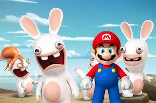 Rabbits y Mario se dan cita en un juego de Ubisoft