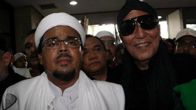 Tak Disangka, Begini Sosok Misterius Habib Rizieq di Mata Permadi