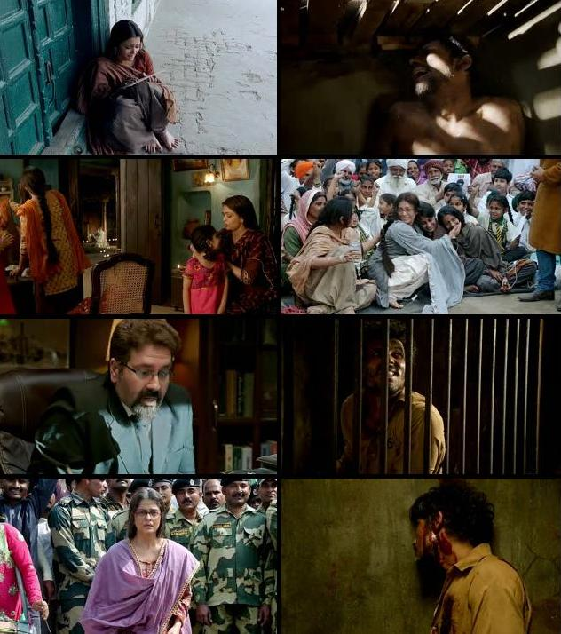 Sarbjit 2016 Hindi 480p BluRay