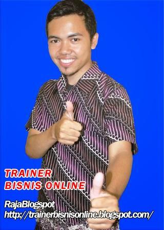 Trainer bisnis online, ari purwanto, trainer motivasi, motivator, pengusaha parfum