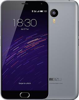 Yuk Kenalan dengan Smartphone Meizu M2 Note 16 GB