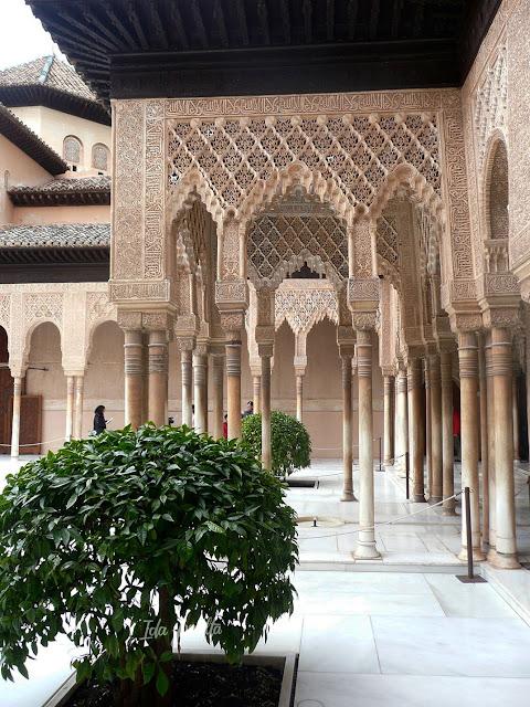 Hitos patrimonio Alhambra