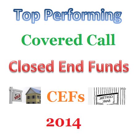 Top Covered Call Closed End Funds 2014