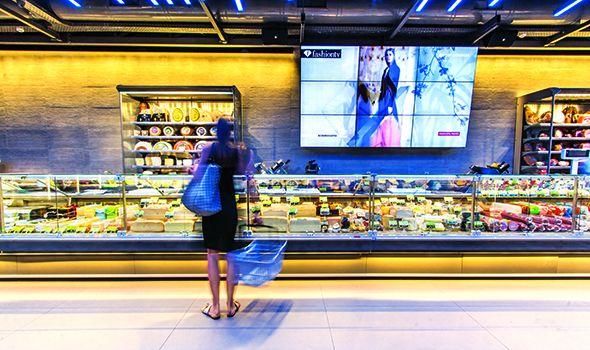 Στην Ελλάδα το πιο εντυπωσιακό super market στον κόσμο! Δεν φαντάζεστε για ποιο πρόκειται (photos)