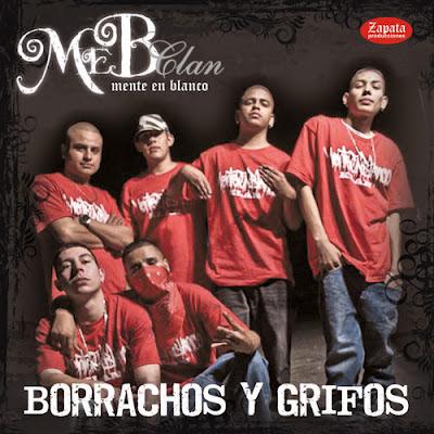 Mente en Blanco -Borrachos y Grifos 2010