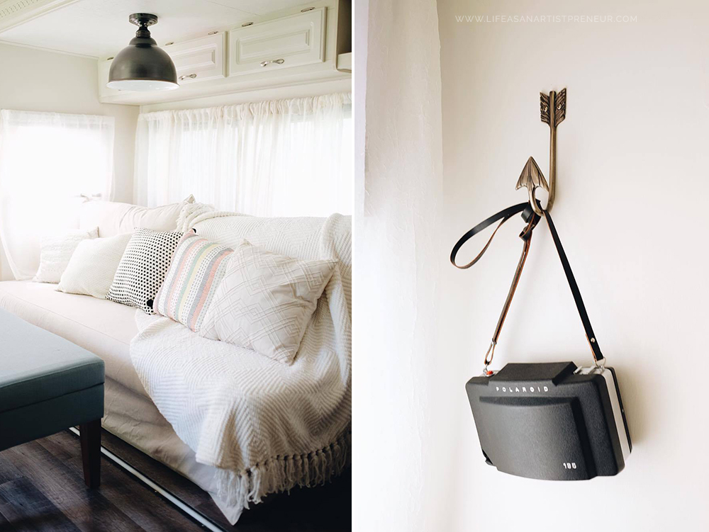 pottery barn lighting ikea sleeper anthropologie hook