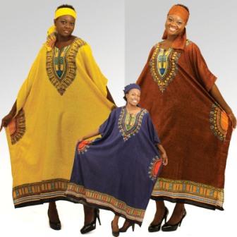 African Fashions Dashiki And Kaftan The Traditional