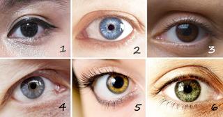 Ποιο χρώμα των ματιών έχεις; Δείτε τι αποκαλύπτει για την προσωπικότητά μας