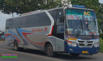 Harga Tiket Bus Sumber Selamat Sugeng Rahayu Yogyakarta Surabaya Terbaru
