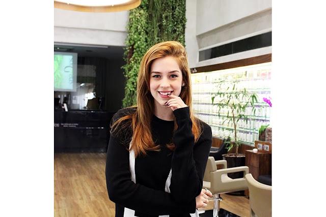 As transformações do cabelo de Sophia Abrahão
