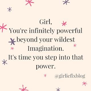 GirlieFix Blog - Girl power image