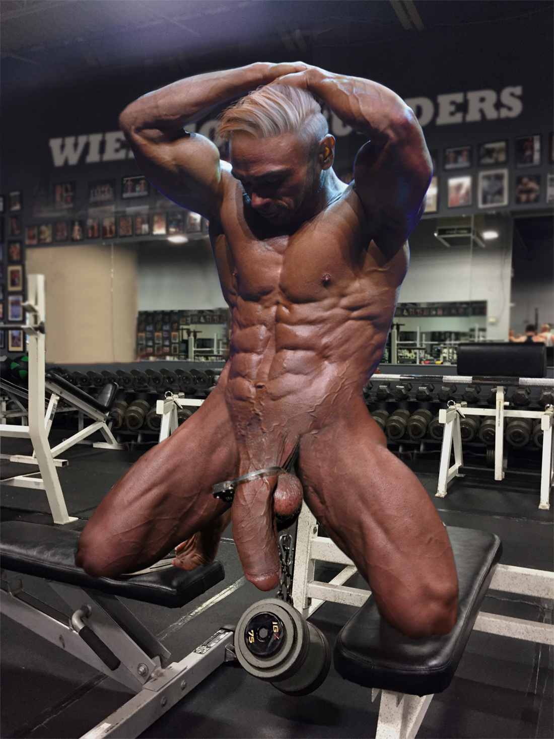 The Ifnb Report Massive Muscle And Cock Blog -2049