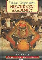 """Terry Pratchett - """"Niewidoczni Akademicy"""" cz. 1"""
