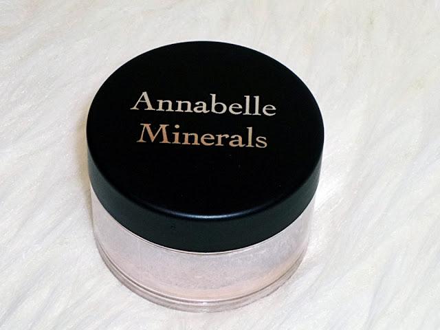 Anabelle Minerals recenzja