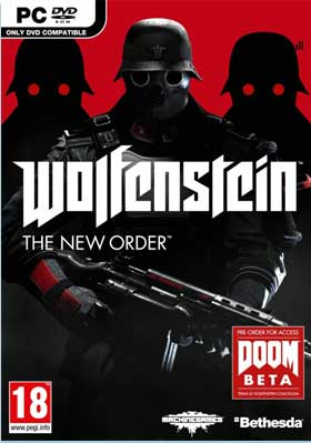 Descargar Wolfenstein The New Order pc full español mega y google drive.