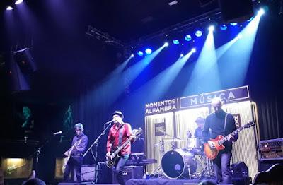 Lagartija Nick (crónica concierto en Sala Rock City 15-12-2017) 3