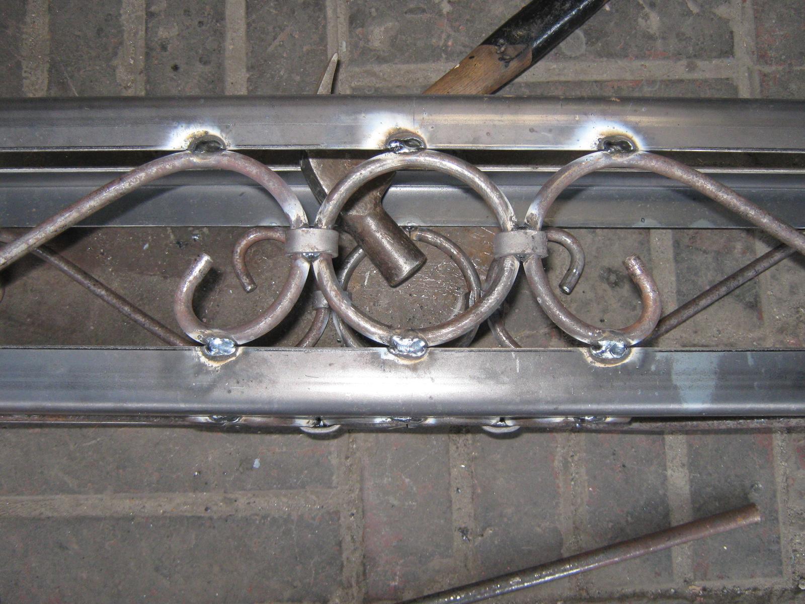 Artesanias en hierro de todo en hierro forjado bello - Lamina de hierro ...