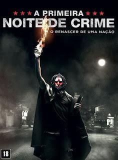 A Primeira Noite de Crime - BDRip Dual Áudio