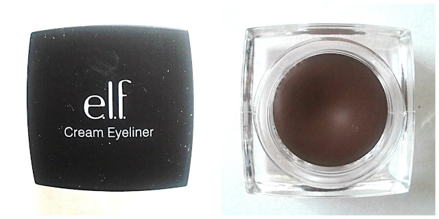 Elf Cream Eyeliner in Coffee