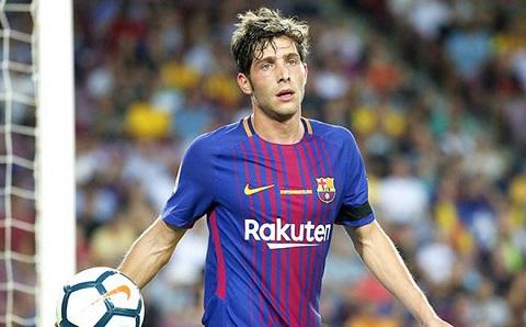 Vị trí của Roberto trong Barcelona đang là một lợi thế