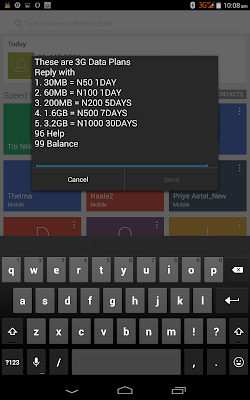 How to get 3.2gb 3g data free for one month on glo