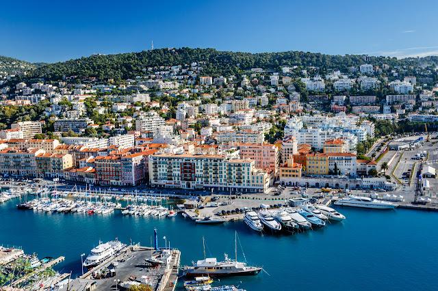 Roteiro de um dia em Nice