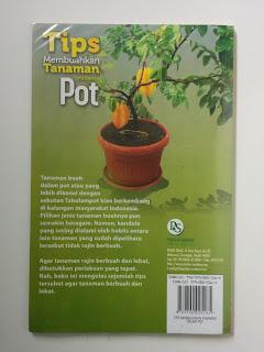 Tips Membuahkan Tanaman dalam Pot
