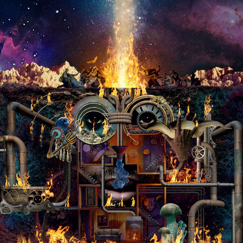 Flying Lotus - More (feat. Anderson .Paak) - Pre-Single [iTunes Plus AAC M4A]