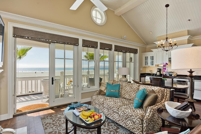 Beach Village at The Del, Curio Collection by Hilton, is an exclusive enclave of residential cottages and villas along the golden sands of Coronado.
