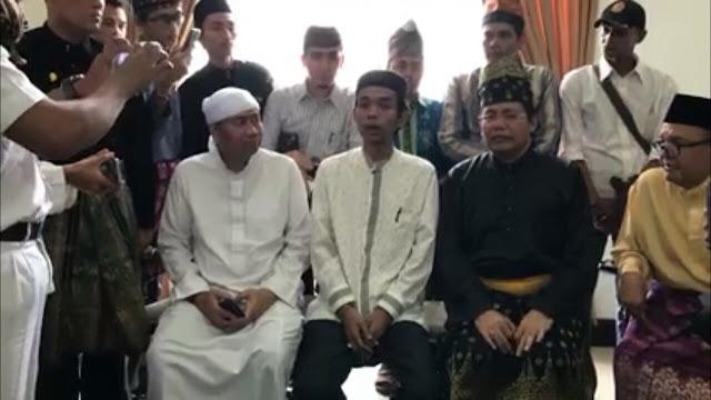 Tiba di Riau, Ini Klarifikasi Sejuk Ustadz Abdul Somad