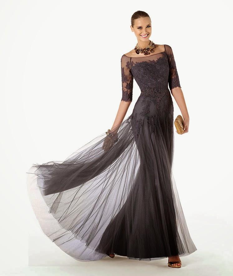 7694371ec1 Pronovias Barcelona Cocktail Dresses 2014 - Celebrity Like and Shared