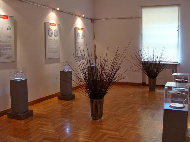 wystawa Srebra Chrobrego w Muzeum Archeologicznym w Poznaniu