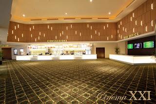 Lowongan Kerja Lampung di Cinema XXI Mall Boemi Kedaton Juni 2016 Terbaru