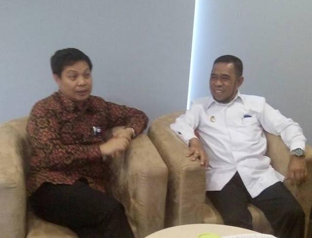 Wabup : Dalam Waktu Dekat Garuda Indonesia, Terbang Ke Selayar