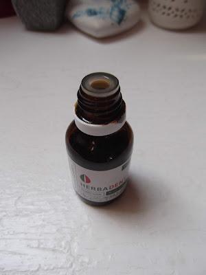 herbadent masážny roztok